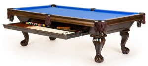 Pool table services and movers and service in Chesterfield Missouri