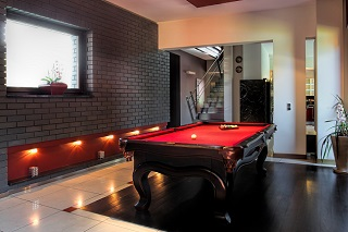 Chesterfield Pool Table Room Sizes Content img